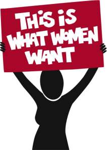Women and wants!