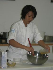 Chef Wong From the 2amdessert Bar