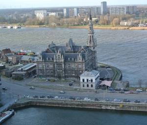 The Loodswezen, Antwerp
