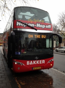 Hop On-Off Bus