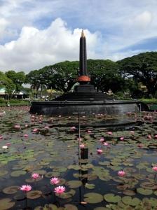 The Tugu Monument